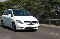 Mercedes Benz B Class Expert Review Cardekho Com
