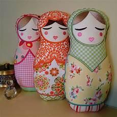 big dreams embroidery babushka doll 6x10 in