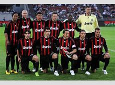 Giants of Soccer: AC Milan   Fit People