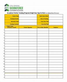 Blank Sign In Sheet Template Sign In Sheet Template 12 Free Wrd Excel Pdf