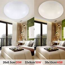 Cool Led Bedroom Lights Led Ceiling Lights Dia 260mm Acrylic Warm White Cool White