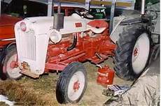1954 Ford Jubilee Tractor Manual