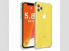 For iPhone 11/ 11 Pro/ 11 Pro Max Crystal Clear Shockproof