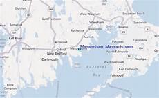 Mattapoisett Massachusetts Tide Station Location Guide