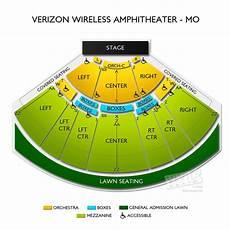 Hollywood Casino Amphitheatre St Louis Mo Seating Chart Hollywood Casino Amphitheatre St Louis Tickets Vivid Seats