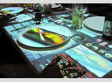 Inamo Interactive Restaurant   Interactive Design Archive