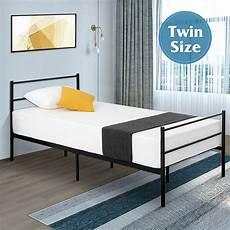 modern size bi fold folding platform metal bed frame