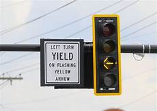 Yellow Traffic Light Georgia Marietta Works To Improve Intersections With