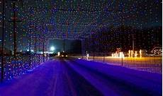 Buffalo Ny Light Show Festival Of Lights Is Largest Drive Thru Holiday Light
