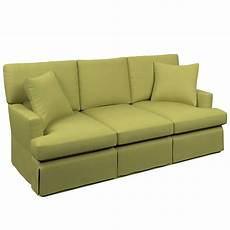 Design 2000 Sofa Outlet Richmond Hill On Estate Linen Green Saybrook 3 Seater Upholstered Sofa