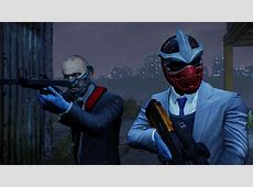 Payday 2 The Big Score   505 Games