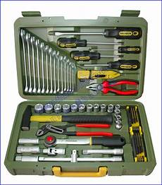 Broxon Werkzeug by Proxxon 23650 Werkzeugkoffer 47tlg Pkw Heim Hobby