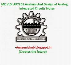Analysis And Design Of Analog Integrated Circuits Pdf Download Ap7201 Analysis And Design Of Analog Integrated Circuits