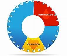 24 Day Menstrual Cycle Chart Menstrual Cycle Explained Loma University Fertility