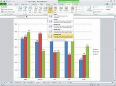 Excel Chart Mouse Over Label How To Add Data Labels To An Excel 2010 Chart Dummies