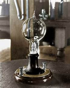 Electric Light Bulb 1879 Inventions By Kevin Timeline Timetoast Timelines