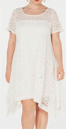 Signature By Robbie Bee Size Chart Signature By Robbie Bee Womens Dress White Size 2x Plus