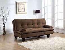 aruba cushion pillow top java convertible sofa bed
