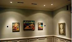 Gallery Lights For Paintings Recessed Lighting Installation Contractor In Woodbridge