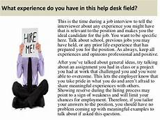 Interview Questions For Help Desk Top 10 Help Desk Interview Questions And Answers