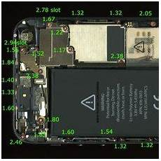 Iphone 5 Screw Size Chart Solved Screw Size And Diagram Iphone 5s Ifixit