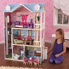 Kidkraft My Dreamy Toy Dollhouse With Lights And Sounds 65823 Kidkraft My Dreamy Dollhouse With 14 Accessories Included