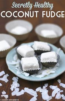 desserts coconut healthy coconut fudge low desserts with benefits