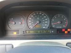 Volvo Position Light Warning 00 S70 Glt All Warning Lights On