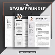 Word Resume Templates 2020 2020 2021 Pre Formatted Resume Bundle With Resume Icons