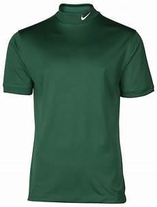 mens mock neck sleeve shirts nike s tech uv mock neck dri fit sleeve shirt ebay