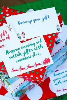 Free Printable Gift Cards Free Printable Exchange Cards For The Best Holiday Gift