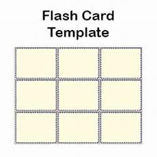 Flash Cards Templates Blank Flash Card Templates Printable Flash Cards Pdf