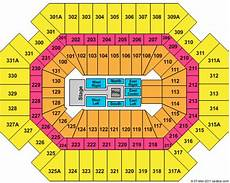 Thompson Boling Arena Seating Chart With Row Numbers Thompson Boling Arena Seating Chart