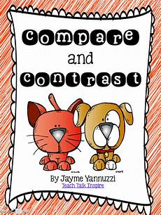 Compare And Contrast Pictures Compare And Contrast In First Grade Teach Talk Inspire