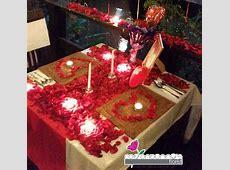 Candle Light Dinner Surprise (Penang Kl)   CottonBunnys