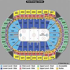 Mn Wild Xcel Seating Chart Minnesota Wild Tickets 2018 Games Amp Prices Buy At