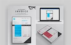 Elegant Invoice Template 20 Simple Invoice Design Templates Made For Microsoft Word