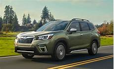 the 2019 subaru forester subaru announces pricing for the new 2019 forester ny