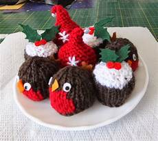 ferrero rocher knitted decorations