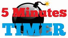 5 Minute Powerpoint Timer 5 Minutes Countdown Timer Alarm Clock Youtube