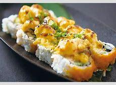 Dynamite Roll Sushi Recipe