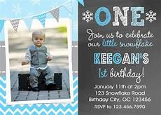 Birthday Invitations For Boy Printable Birthday Invitations Little Boys Winter