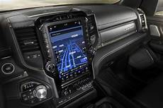 2019 dodge touch screen new 2019 ram 1500 debuts with touchscreen hybrid