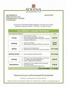 Free Landscaping Contract Forms Best Landscaping Contract Agreement Samples And Landscape