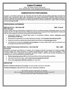 Examples Of Administrative Skills Administrative Assistant Resume Sample Will Showcase