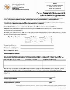 Child Support Agreement Informal Child Support Agreement Templates At