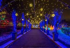 Miami Botanical Gardens Light Show Last Chance Holiday Magic Let It Glow Phipps