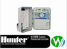 Hunter X Core 6 Station Controller Outdoor   The Watershed