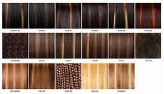 Boss Weave Color Chart Color Chart