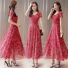 summer dress new korean fashion sleeve slim